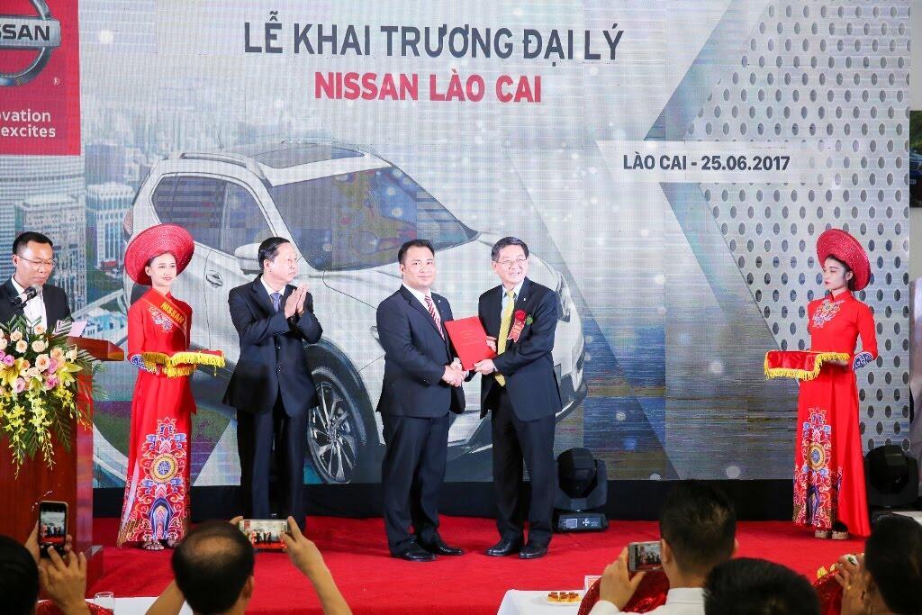 Nissan Việt Nam khai trương Đại lý 3S tại Lào Cai - Hình 4