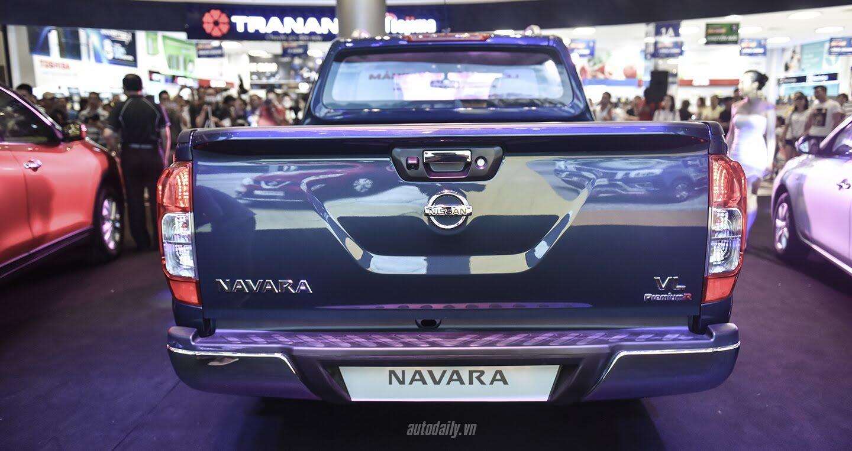 Nissan Việt Nam ra mắt Navara Premium R 2017, giá 815 triệu đồng - Hình 3