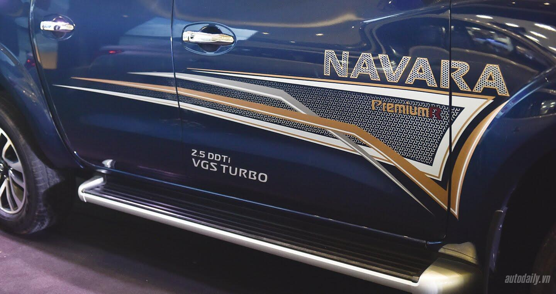 Nissan Việt Nam ra mắt Navara Premium R 2017, giá 815 triệu đồng - Hình 4