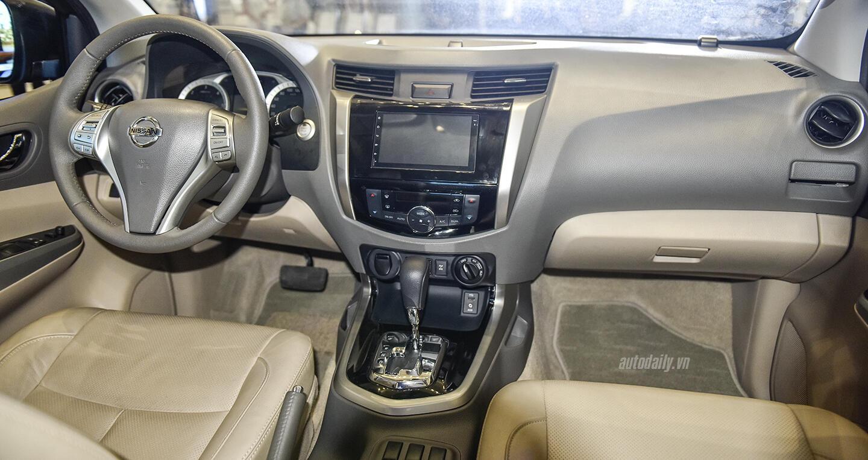 Nissan Việt Nam ra mắt Navara Premium R 2017, giá 815 triệu đồng - Hình 5