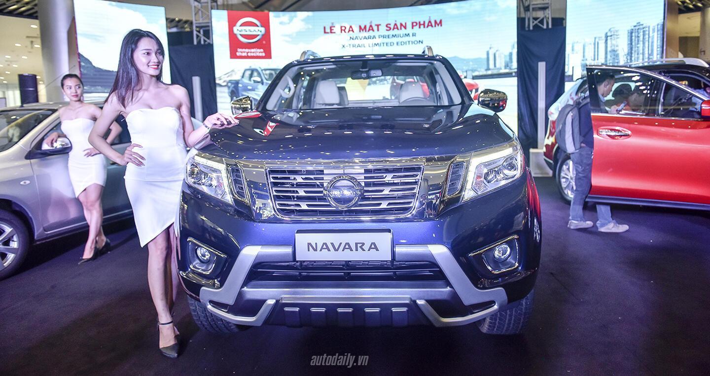 Nissan Việt Nam ra mắt Navara Premium R 2017, giá 815 triệu đồng - Hình 8