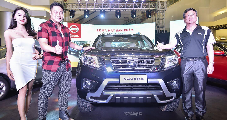 Nissan Việt Nam ra mắt Navara Premium R 2017, giá 815 triệu đồng - Hình 9