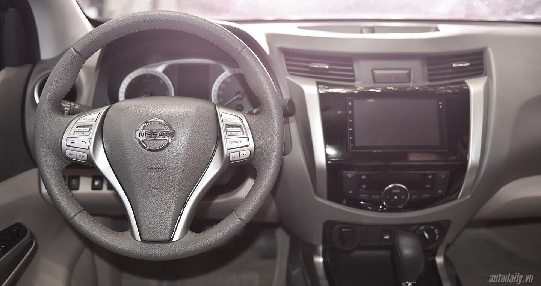 Nissan Việt Nam ra mắt Navara Premium R 2017, giá 815 triệu đồng - Hình 11