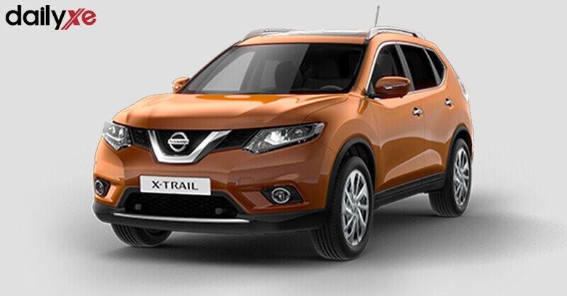 Tổng quan Nissan X-Trail