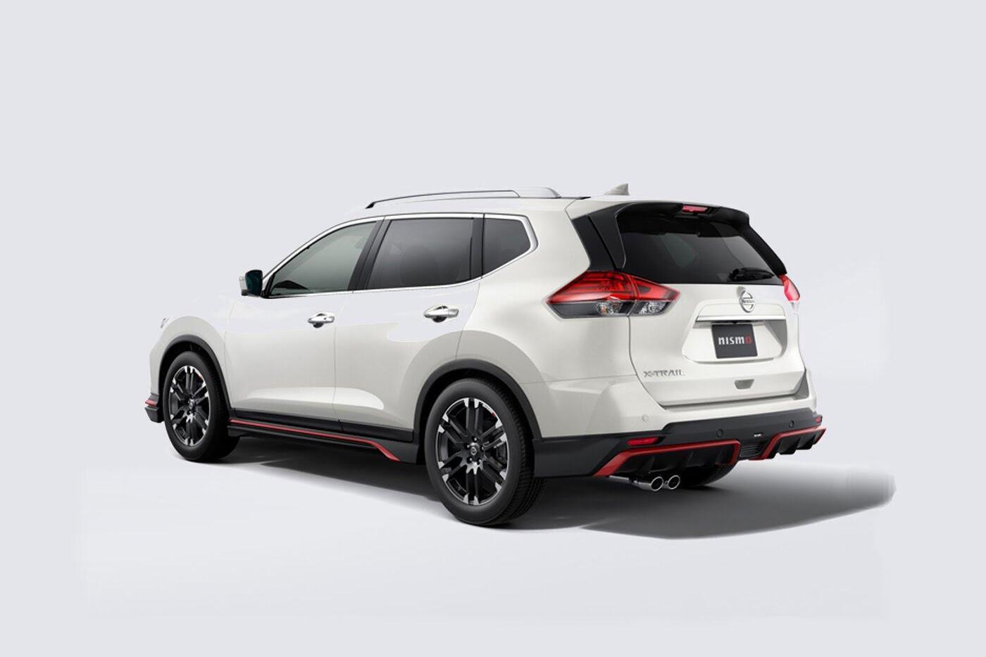 Nissan X-Trail 2017 có thêm phiên bản Nismo mới hầm hố và thể thao - Hình 2