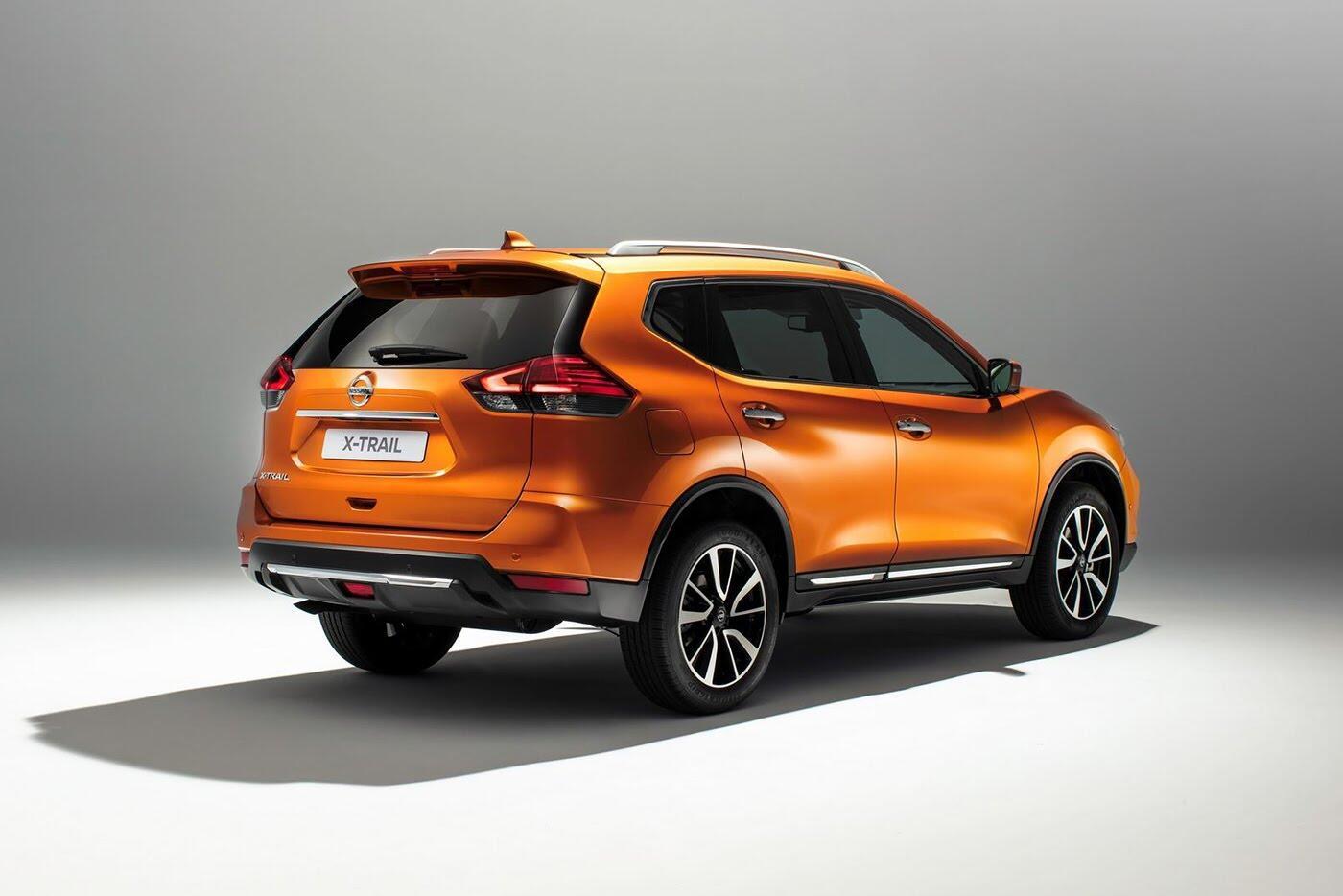 Nissan X-Trail 2017 có thêm phiên bản Nismo mới hầm hố và thể thao - Hình 8