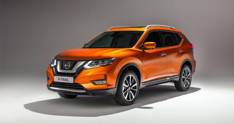 Nissan X-Trail 2018 thêm công nghệ lái bán tự động - Hình 1