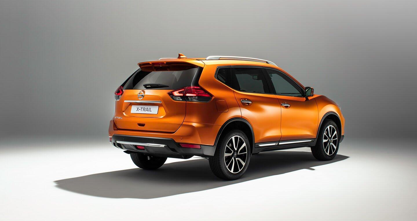 Nissan X-Trail 2018 thêm công nghệ lái bán tự động - Hình 2