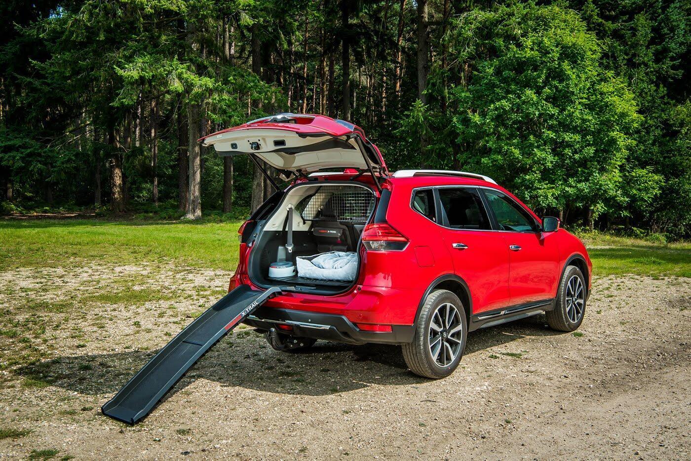 """Nissan X-Trail bổ sung thêm gói trang bị dành cho """"Cún yêu"""" - Hình 2"""