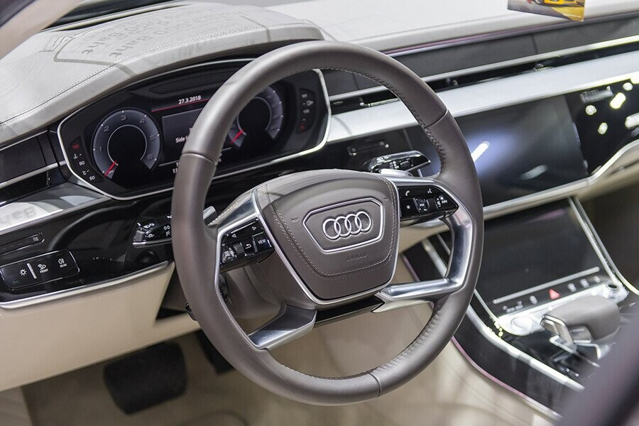 Nội thất Audi A8 - Hình 28