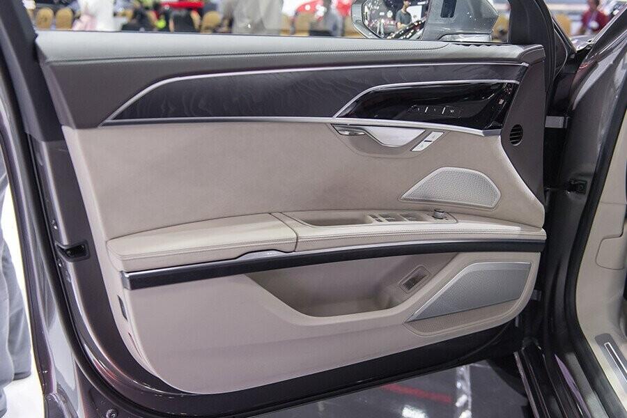 Nội thất Audi A8 - Hình 25
