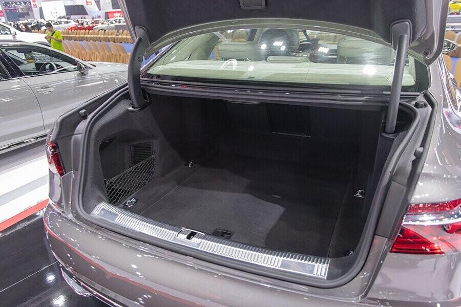 Nội thất Audi A8 - Hình 31