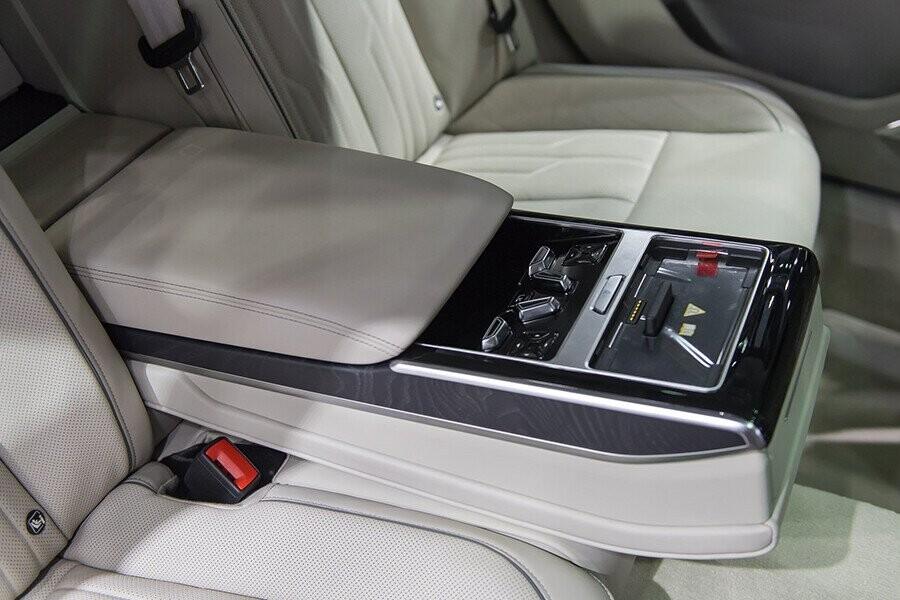 Nội thất Audi A8 - Hình 15