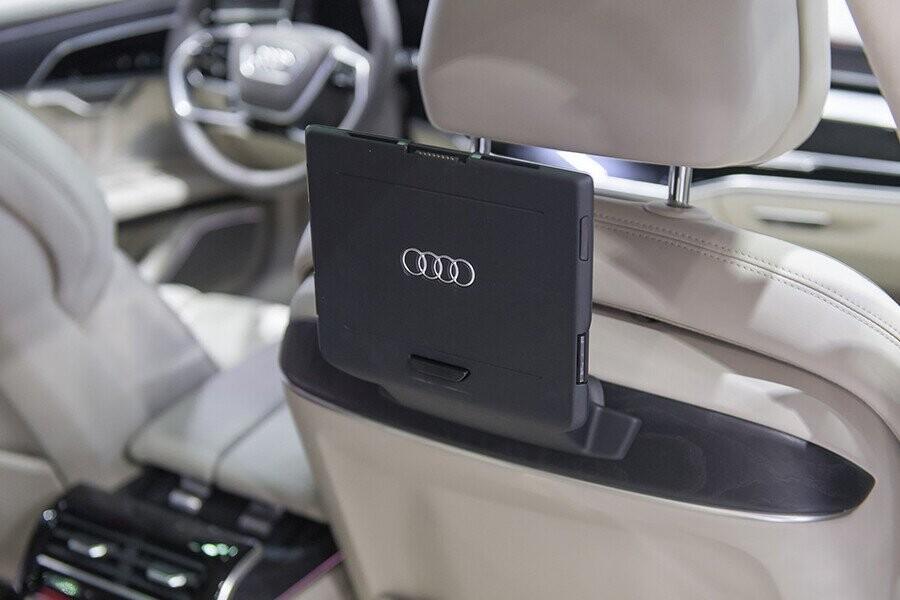 Nội thất Audi A8 - Hình 14