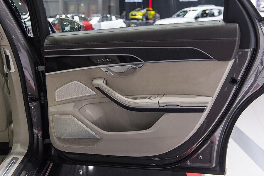 Nội thất Audi A8 - Hình 13