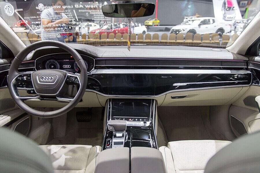 Nội thất Audi A8 - Hình 20