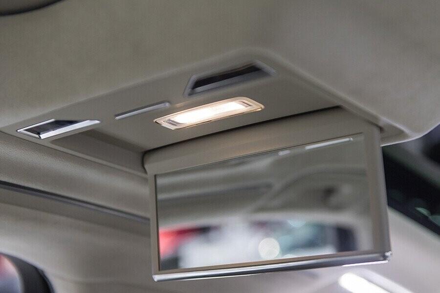 Nội thất Audi A8 - Hình 16