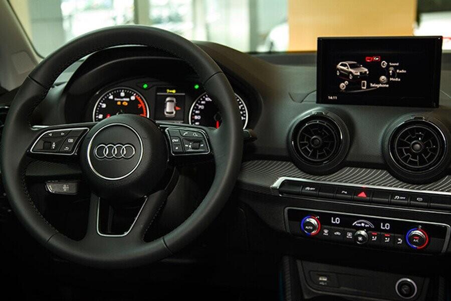 Nội thất xe Audi Q2 - Hình 4