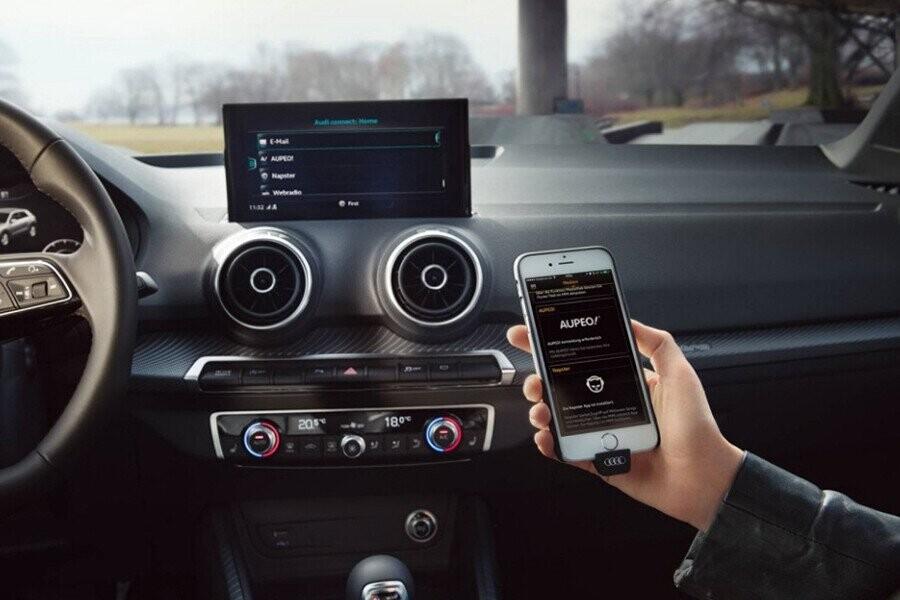 Nội thất xe Audi Q2 - Hình 6