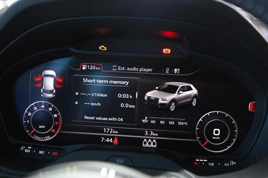 Nội thất xe Audi Q2 - Hình 2
