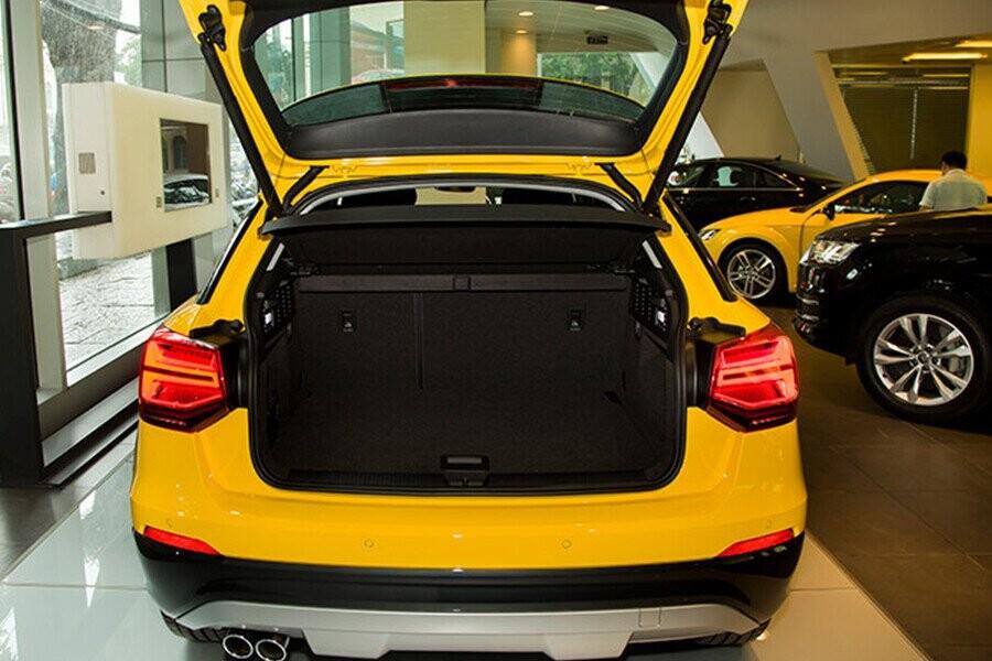 Nội thất xe Audi Q2 - Hình 7