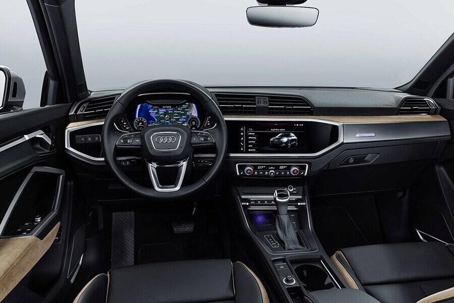 Nội Thất Audi Q3 - Hình 1