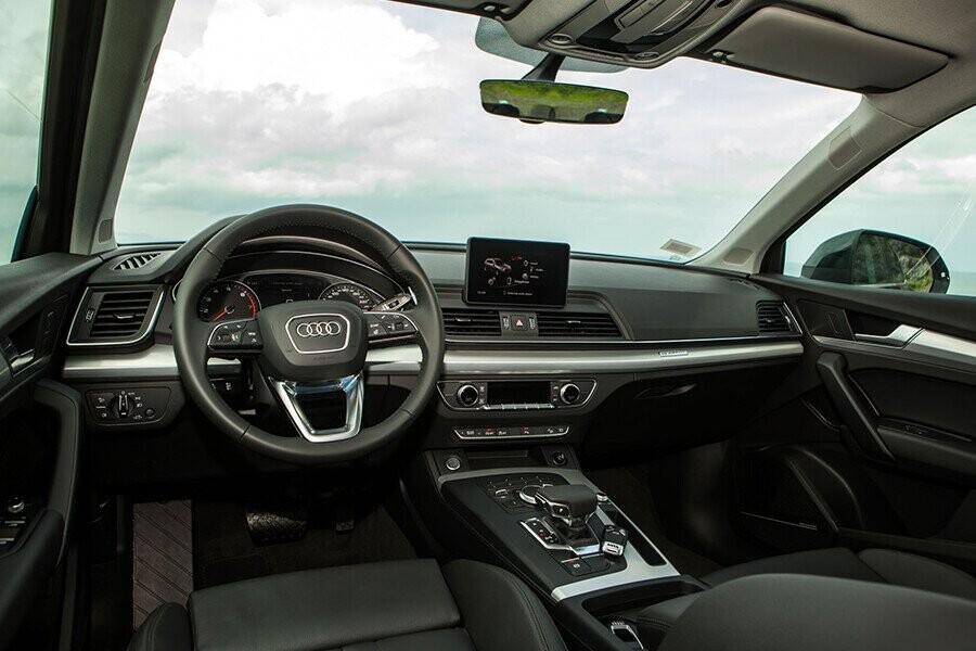 Nội Thất Audi Q5 - Hình 1