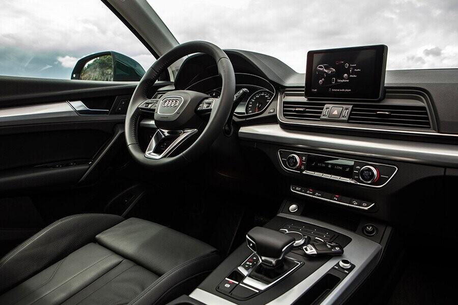 Nội Thất Audi Q5 - Hình 2
