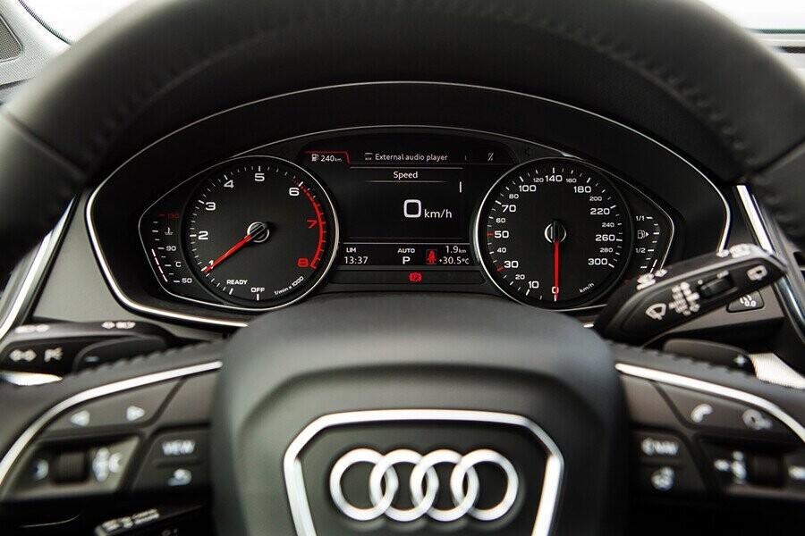 Nội Thất Audi Q5 - Hình 4