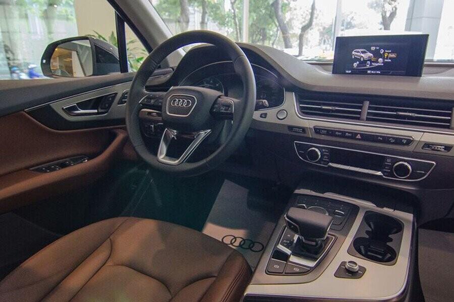 Nội Thất Audi Q7 - Hình 1
