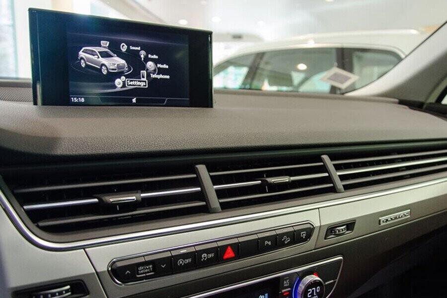 Nội Thất Audi Q7 - Hình 6