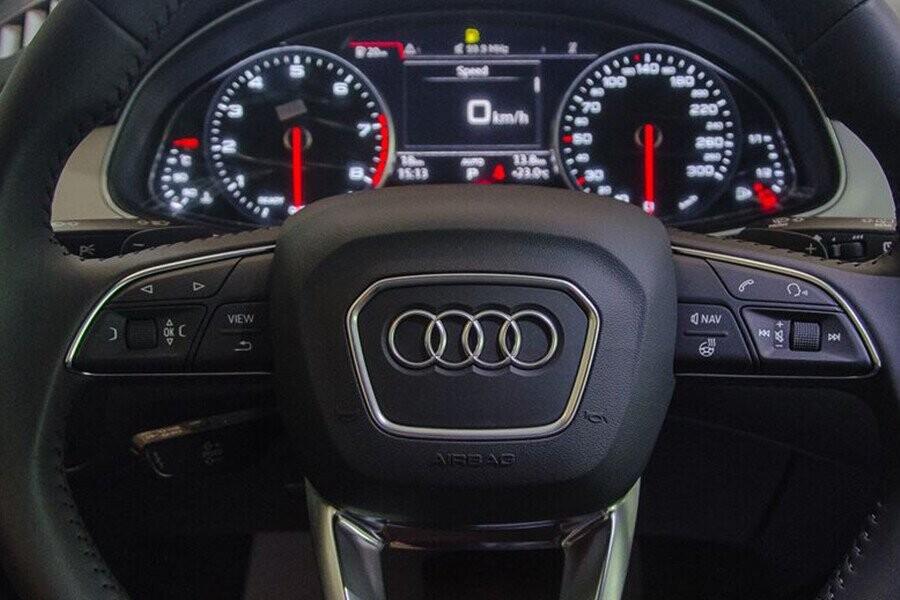 Nội Thất Audi Q7 - Hình 2