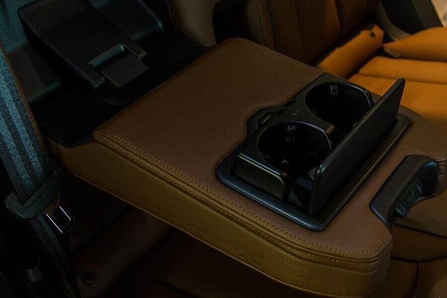 Nội Thất Audi Q7 - Hình 8