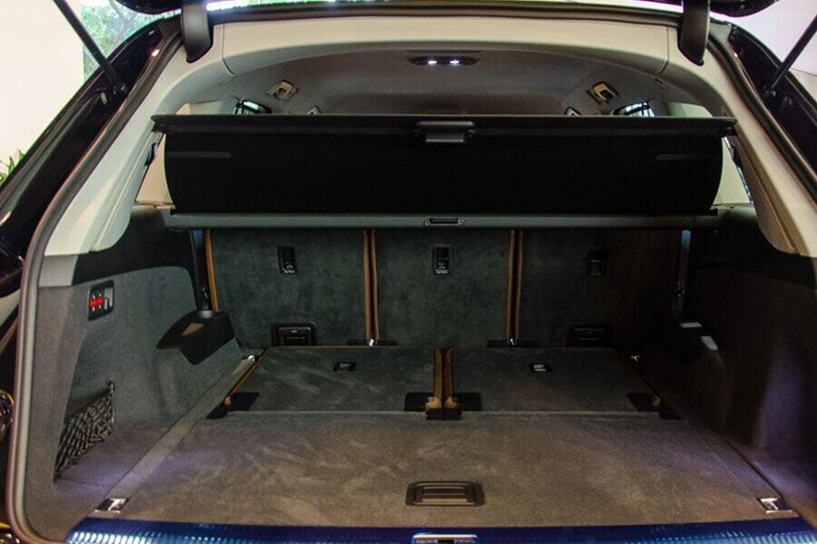 Nội Thất Audi Q7 - Hình 9
