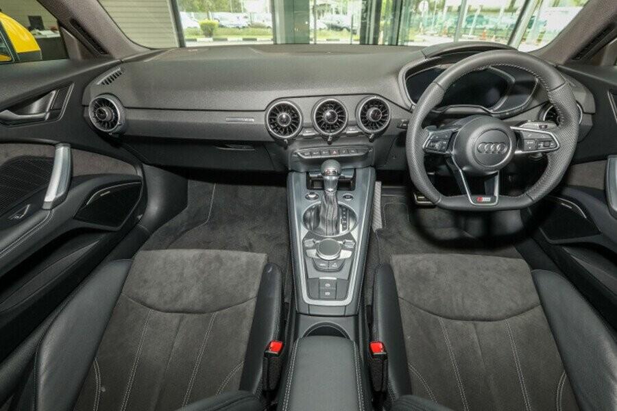 Nội Thất Audi TT - Hình 1