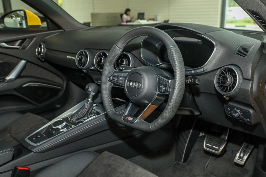 Nội Thất Audi TT - Hình 4