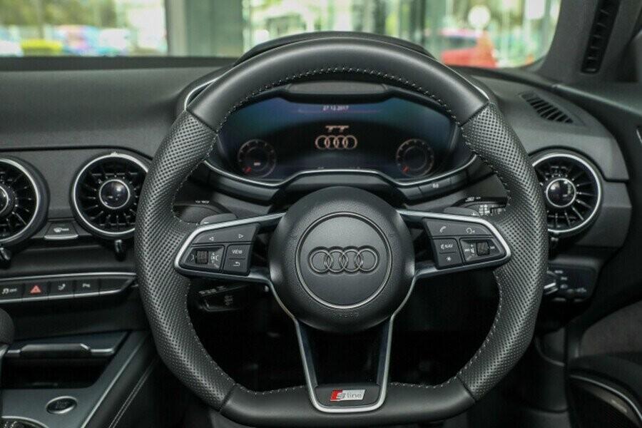 Nội Thất Audi TT - Hình 2