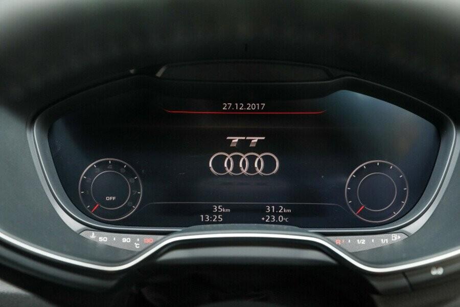 Nội Thất Audi TT - Hình 8