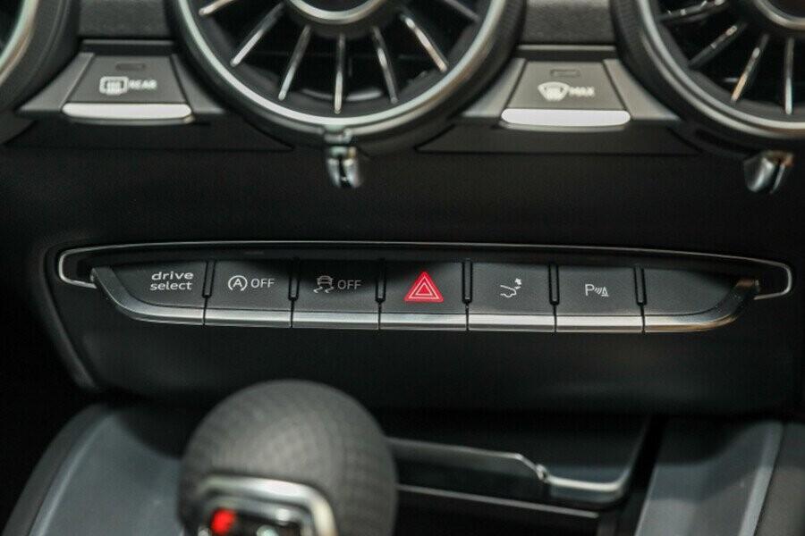 Nội Thất Audi TT - Hình 6