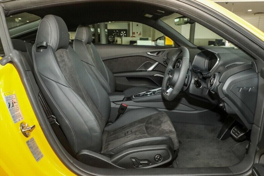 Nội Thất Audi TT - Hình 3