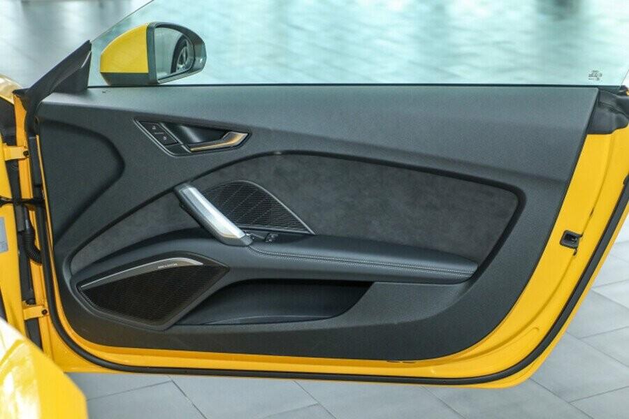 Nội Thất Audi TT - Hình 10