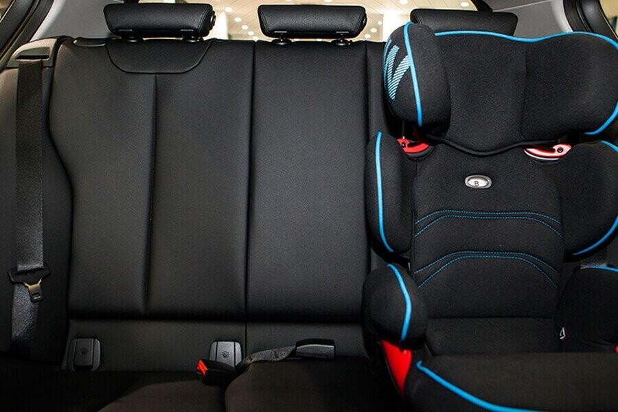 Mang đến cảm giác thoải mái cho người ngồi phía sau