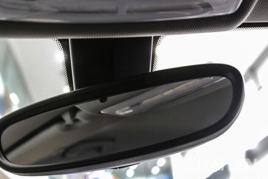 Gương chiếu hậu trong xe tự điều chỉnh chống chói
