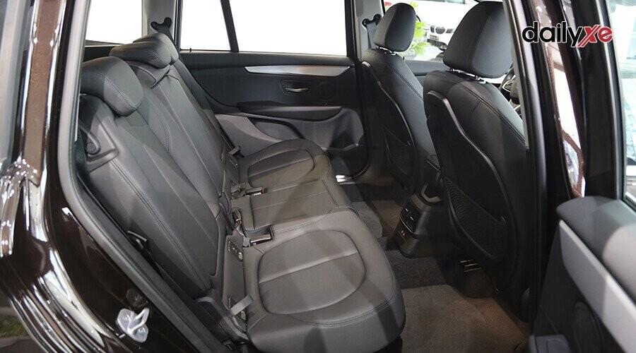 BMW 2 Series Gran Tourer là thiết kế thông minh giúp tạo ra nhiều mặt phẳng mang đến cảm giác linh động thoải mái