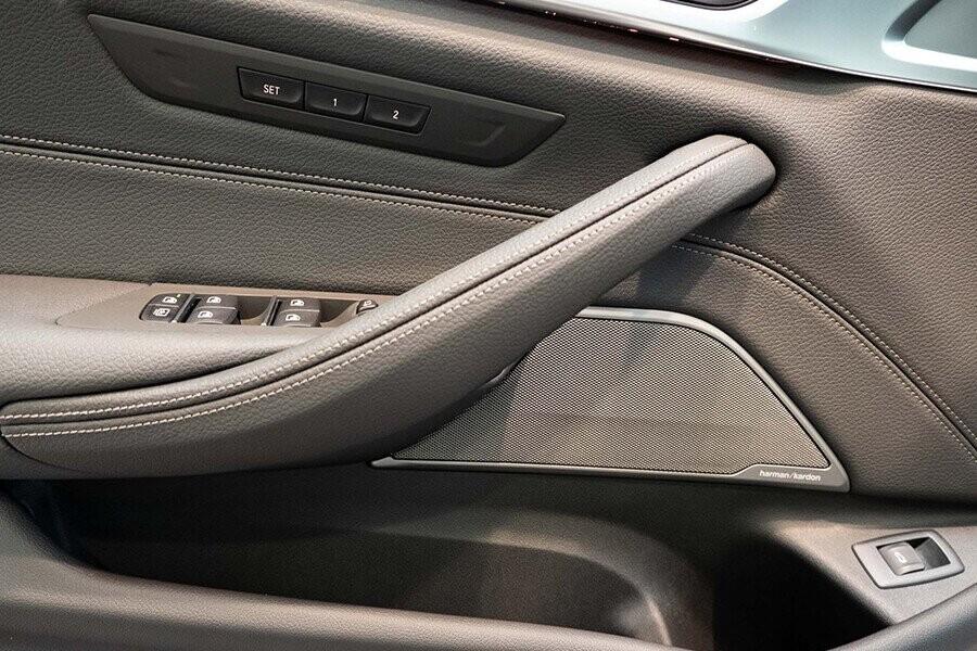 Nội thất xe BMW 5-Series 2019 - Hình 8