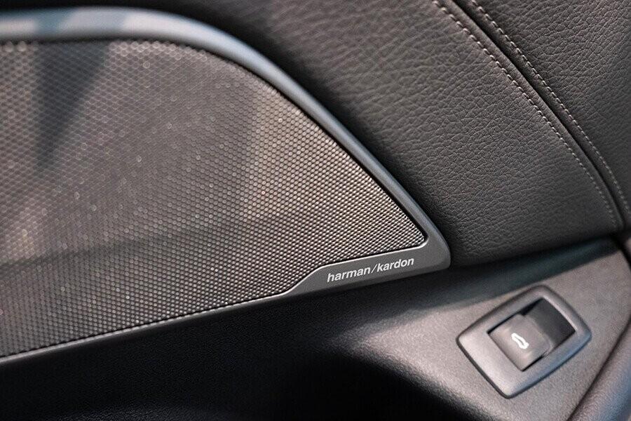 Nội thất xe BMW 5-Series 2019 - Hình 9