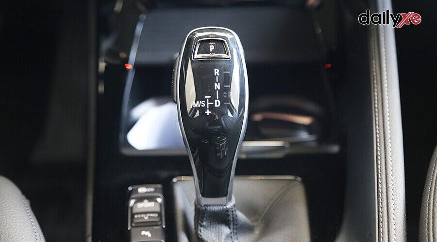 Hộp số ly hợp kép 7 cấp Steptronic
