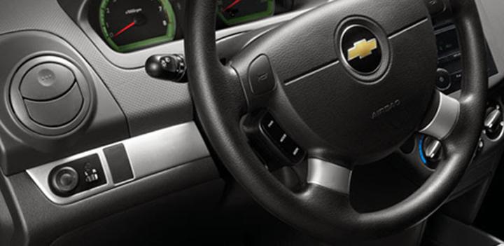 Tay lái tích hợp điều khiển âm thanh