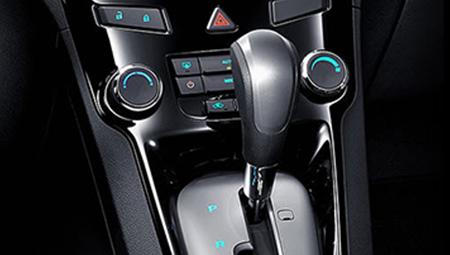 Hộp số tự động 6 cấp  tiết kiệm nhiên liệu, giảm độ trễ khi sang số