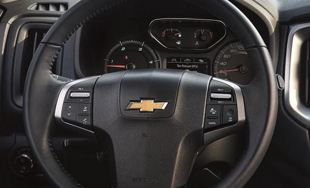 Tay lái tích hợp điều khiển đa chức năng